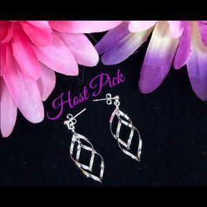 Jewelry - Sterling Silver Dangle Earrings